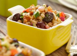 Our best healthy grain salad recipes