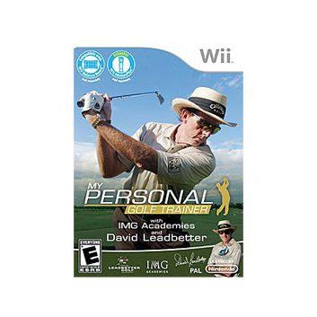 My Personal Golf Trainer with David Leadbetter for Wii