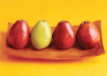 pears and vitamin K