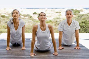 anti-aging yoga