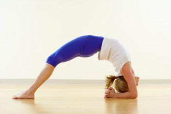 yoga injury