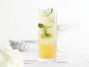 Mint Tea Cocktail