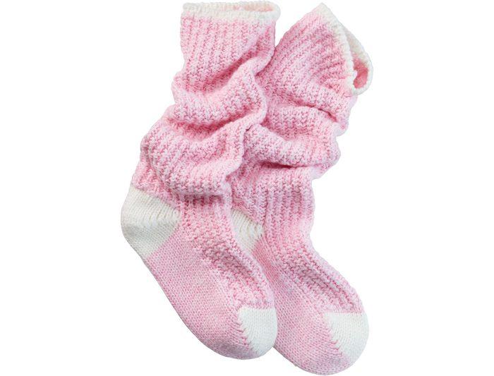 indigo-socks