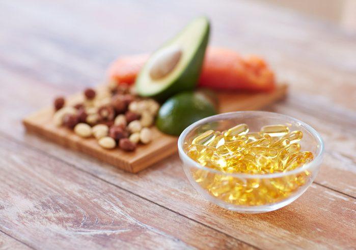 workout nutrition omega 3