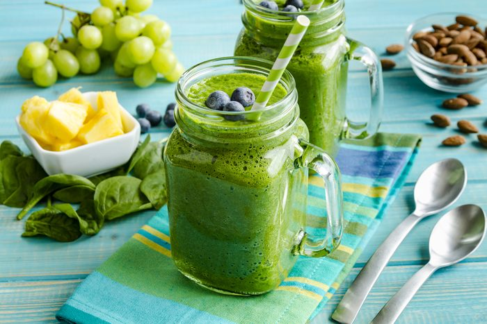 workout nutrition smoothie