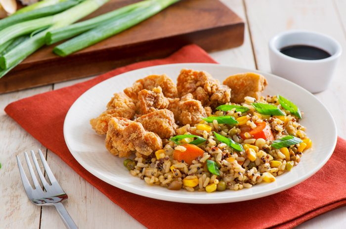 06Fidel Gastro's - Fried Rice with Crispy Chicken 2