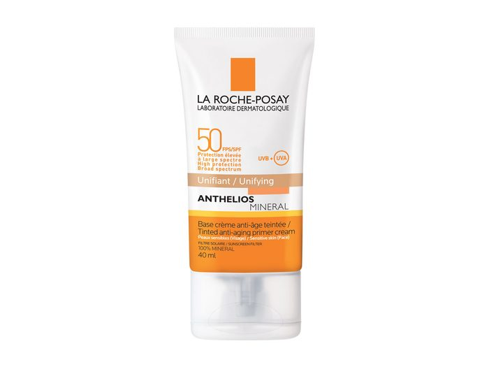 La Roche-Posay Anthelios Mineral Tinted Anti-Aging Primer SPF 50