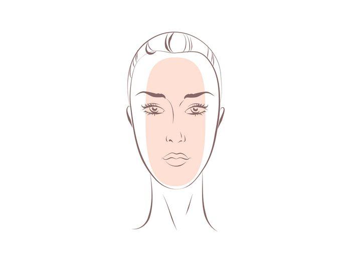 oblong-face-shape