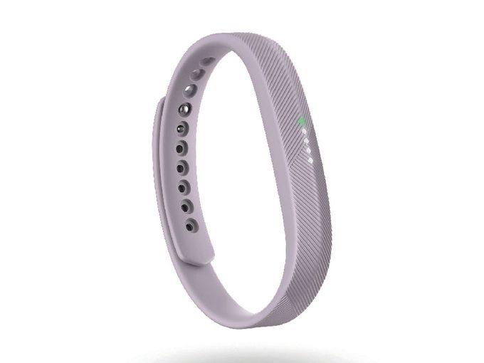 Fitbit Flex 2 in Lavender