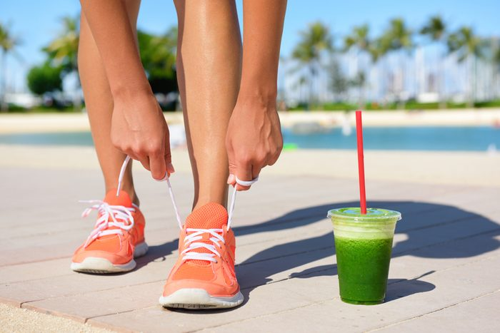 Healthy Homemade Sports Drinks