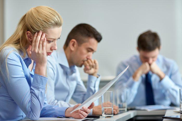 headaches at work
