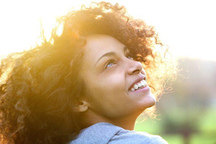 happy woman beat stress_popular health trends