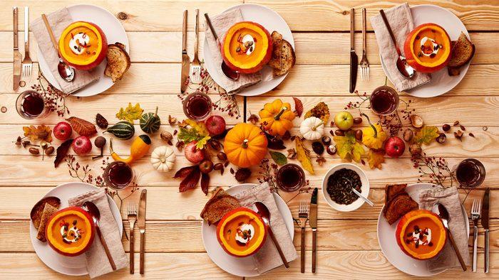 thanksgiving centrepiece