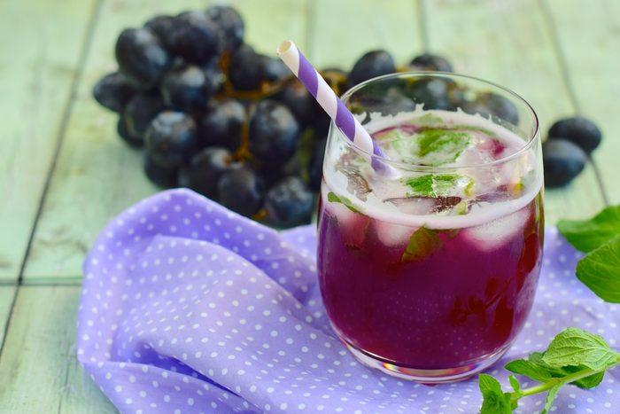 grape mocktail recipe