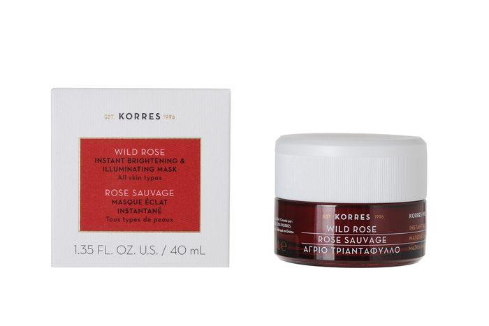 Korres-Wild-Rose-Instant-Brightening-Mask