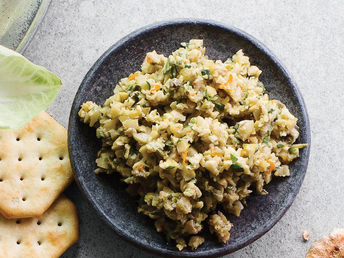 orange olive tapenade | citrus recipes