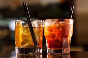 Maple Drop Cocktail