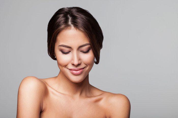 clear skin routine
