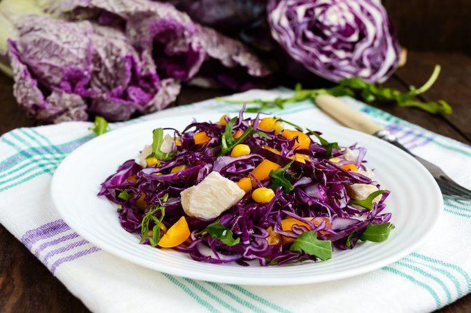 varieties of cabbage