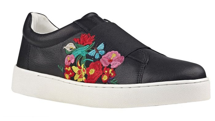 Embroidery fashion Nine West Sneaker