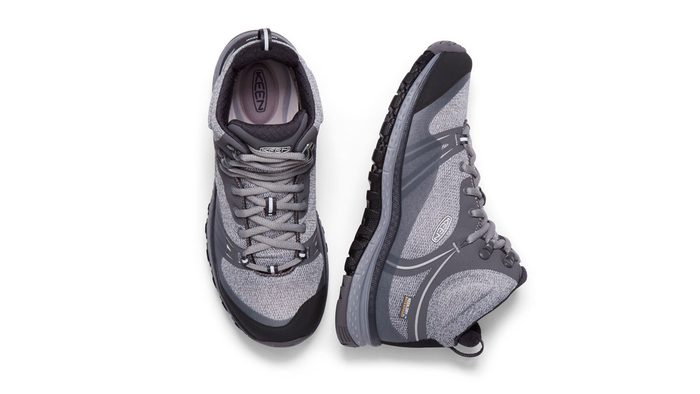 fashionable hiking boots