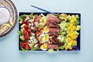 Cobb Salad with Seared Steak