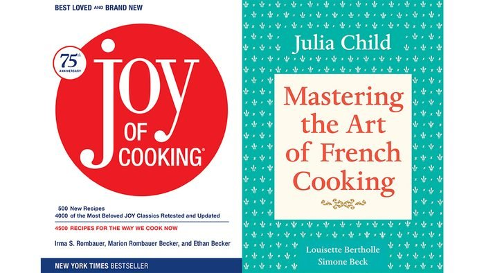 Sentimental Mother's Day Gifts: cookbooks