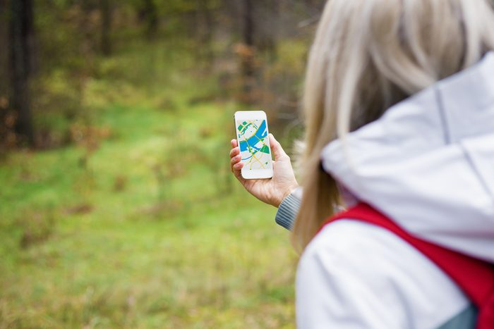 apps for canadian hikers