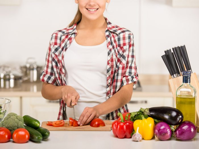 Chickpea flour eggless omelettes are a tasty vegan breakfast option.