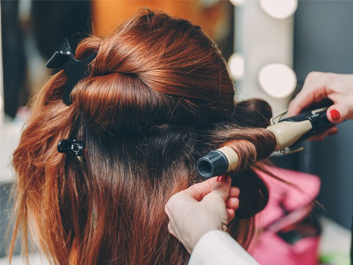 Hair stylist secret: they're not in this business to make hundreds of thousands of dollars