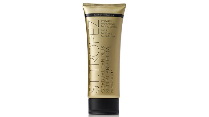 tanning for spider veins, St. Tropez tanning product