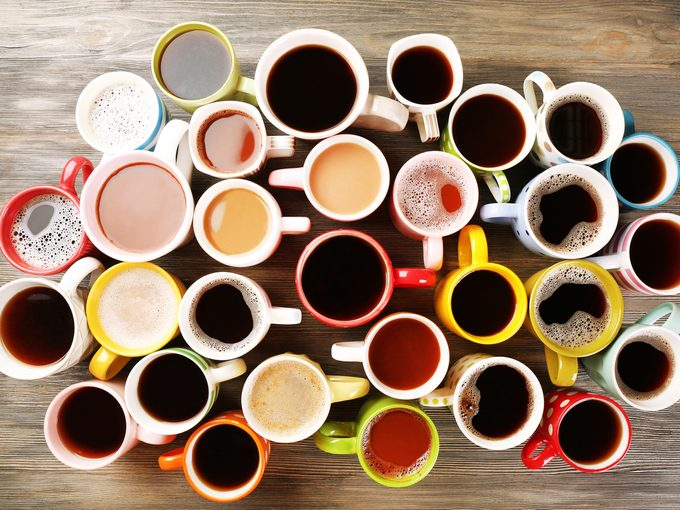 Signs you are drinking too much coffee