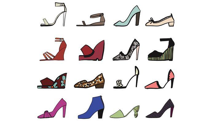 suffering in heels