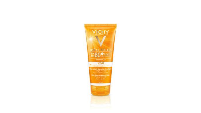biking gear 2017, best sunscreen, vichy spf 60