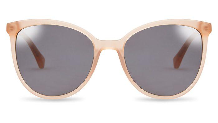 summer layering, oversized sunglasses