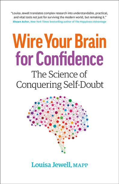 Wire Your Brain For Confidence book cover