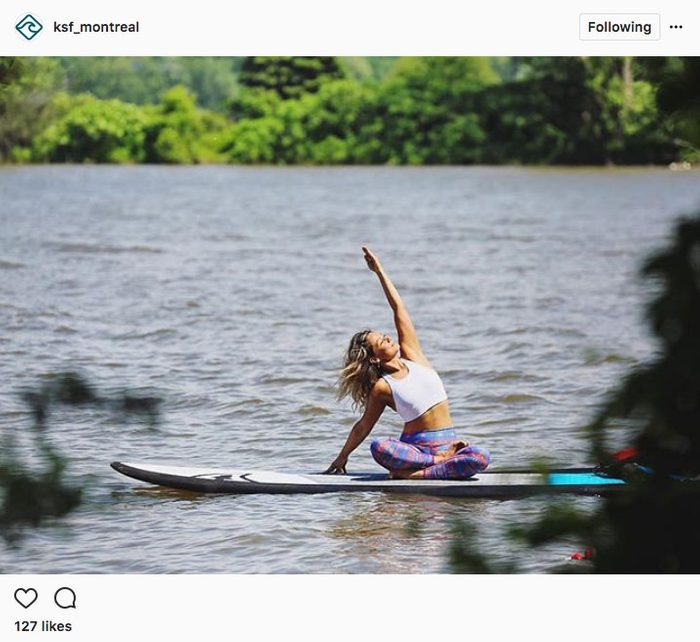 instagram yoga canada sup yoga montreal