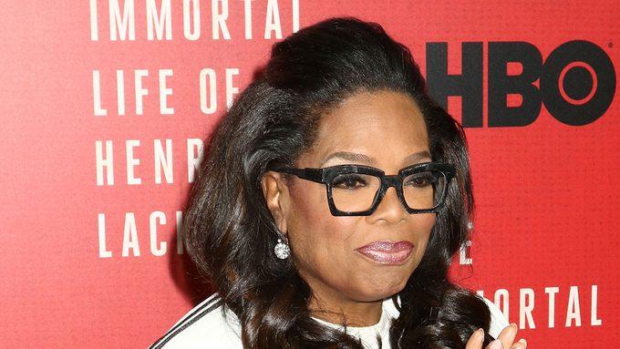 Oprah weightwatchers