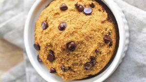 Pumpkin Spice Minute Muffin