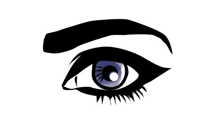 use eyeliner, learn what's flattering