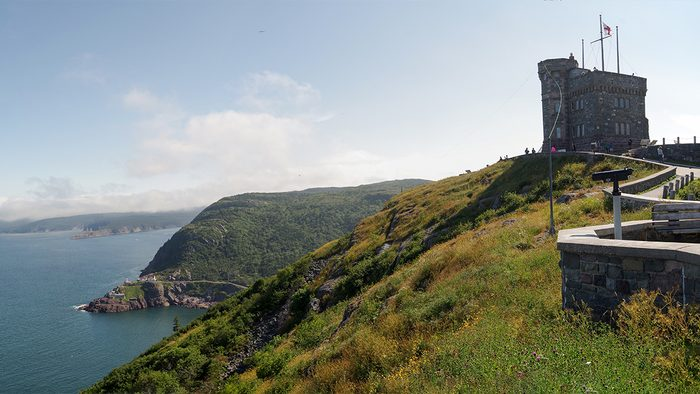 What to do in St. John's, Signal Hill
