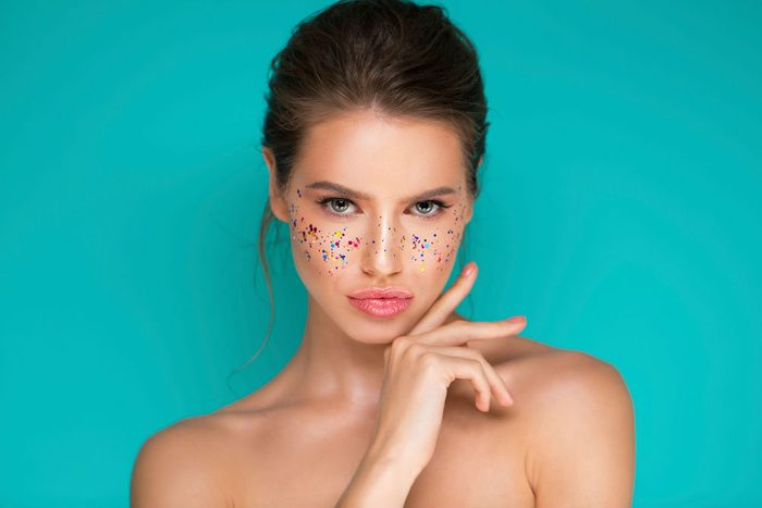 dull skin makeup mistakes, you're not letting your skin breathe