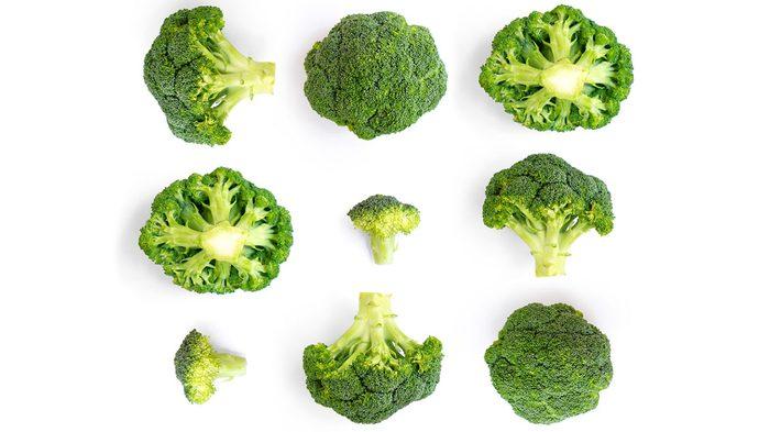 healthiest vegetables broccoli