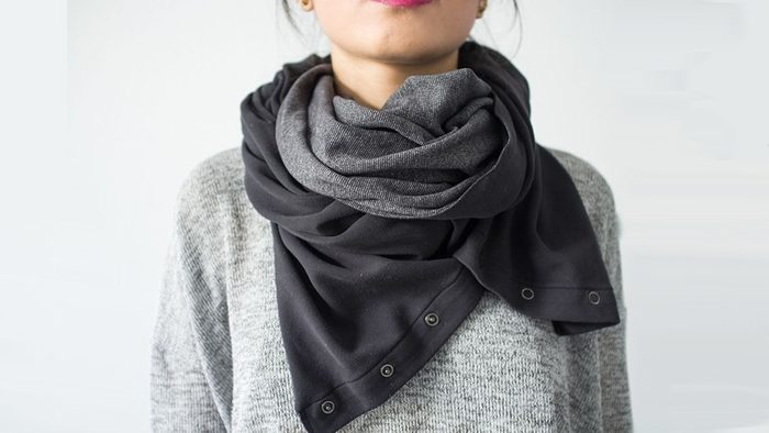 traveler gift ideas lululemon Vinyasa scarf