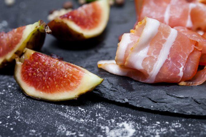 fig recipes   fig walnut prosciutto