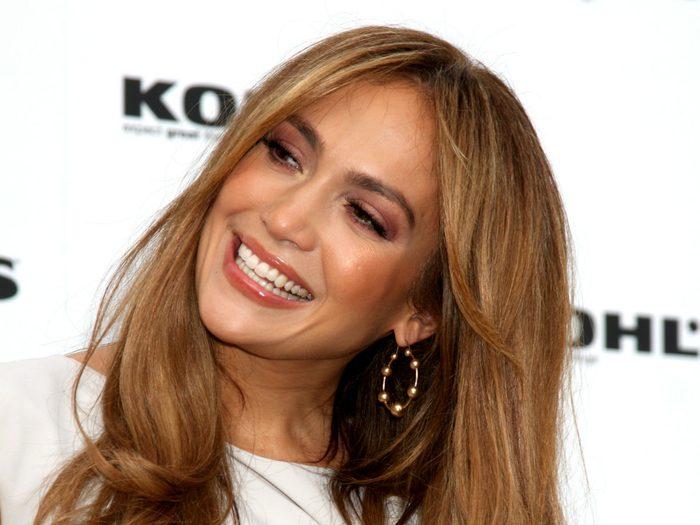 blonde celebrity inspo skintone jennifer lopez jlo