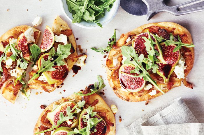 fig recipes   fig pizza