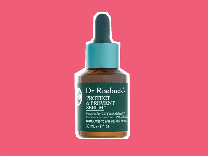 products for redness Dr Roebucks Protect Prevent Serum