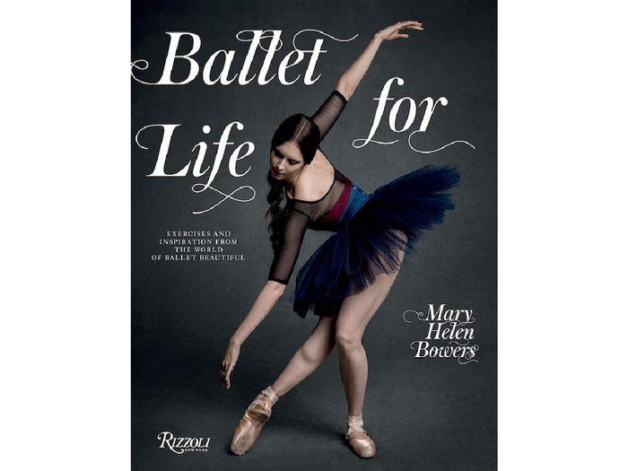 health books 2018, Ballet For Life