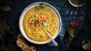 The Hygge-Approved Roasted Root Vegetable Soup